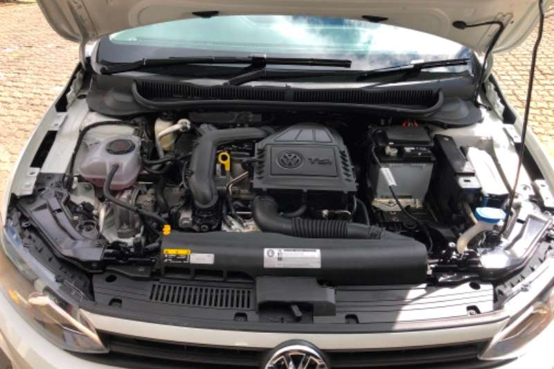 VW Polo hatch 1.0TSI BlueMotion 2020