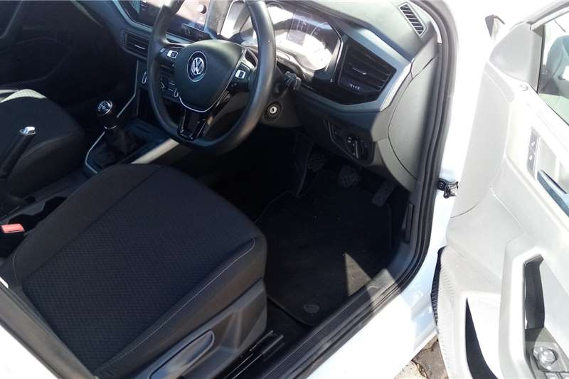 2020 VW Polo Polo hatch 1.0TSI BlueMotion