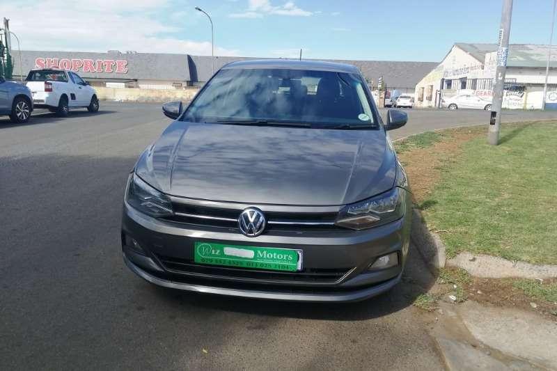 VW Polo Hatch 1.0TSI Comfortline Auto 2018