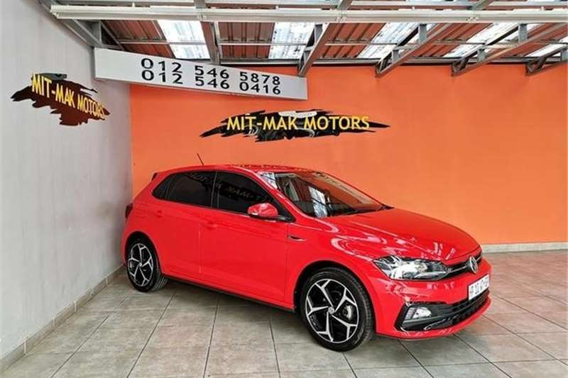 VW Polo Hatch 1.0TSI Comfortline R Line 2018