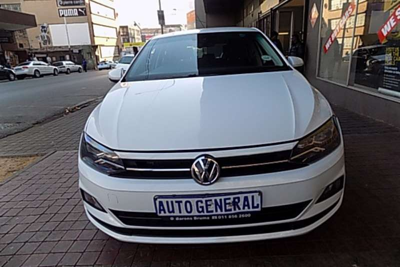 VW Polo hatch 1.0TSI polo 8 DSG 2018