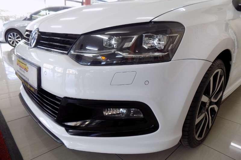 VW Polo hatch 1.0TSI R Line auto 2017
