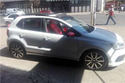 VW Polo hatch 1.0TSI R-Line auto 2017
