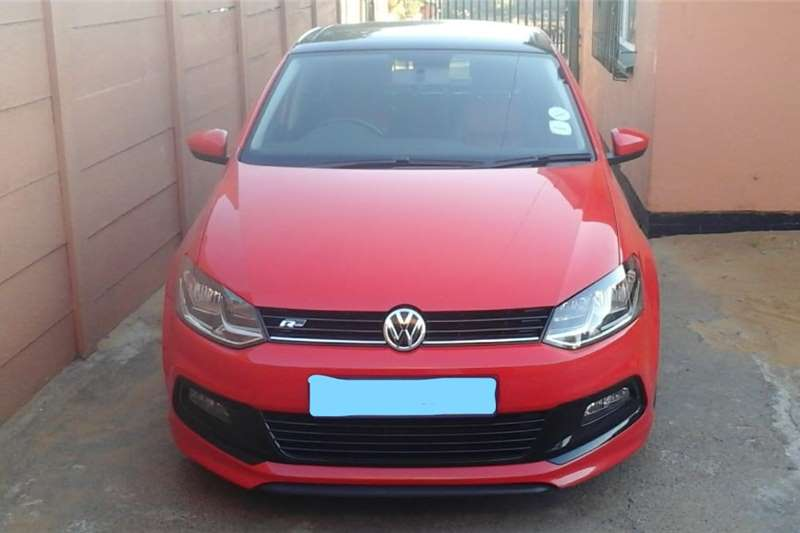 VW Polo hatch 1.0TSI R Line auto 2017