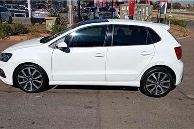 Used 2017 VW Polo hatch 1.0TSI R Line auto