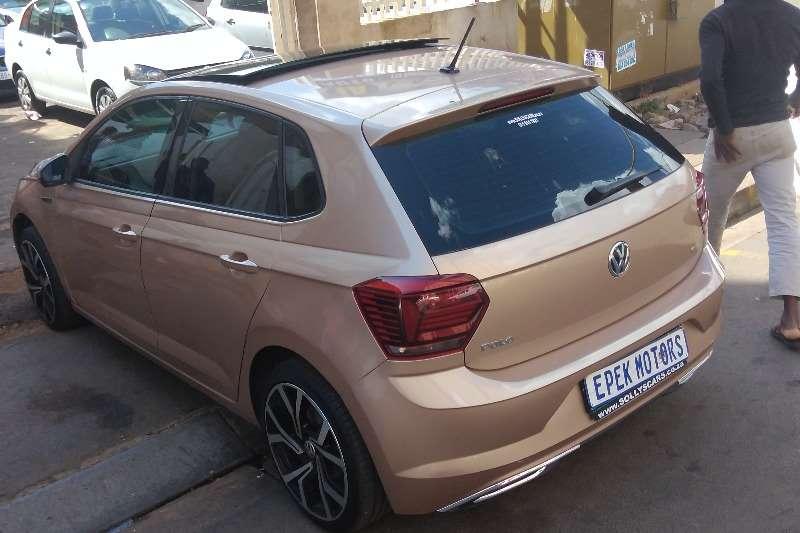 VW Polo hatch 1.0TSI R Line auto 2018