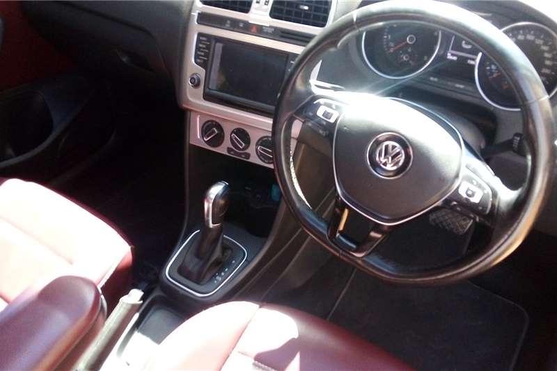 2018 VW Polo Polo hatch 1.0TSI R-Line auto