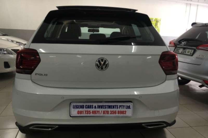 VW Polo hatch 1.0TSI R Line auto 2019