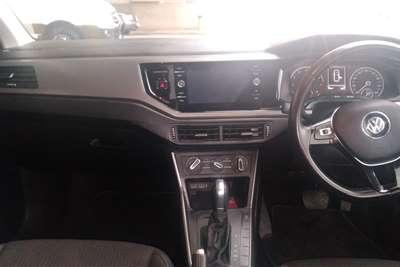 2019 VW Polo Polo hatch 1.0TSI R-Line auto