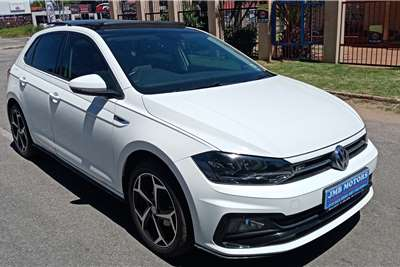 Used 2019 VW Polo hatch 1.0TSI R Line auto