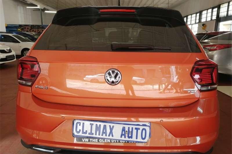 2020 VW Polo Polo hatch 1.0TSI R-Line auto