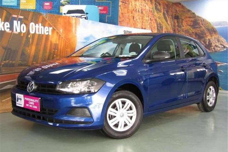 VW Polo Hatch 1.0TSI Trendline 2018