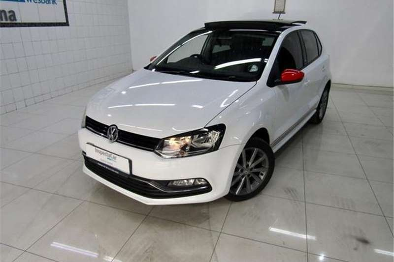 2017 VW Polo hatch