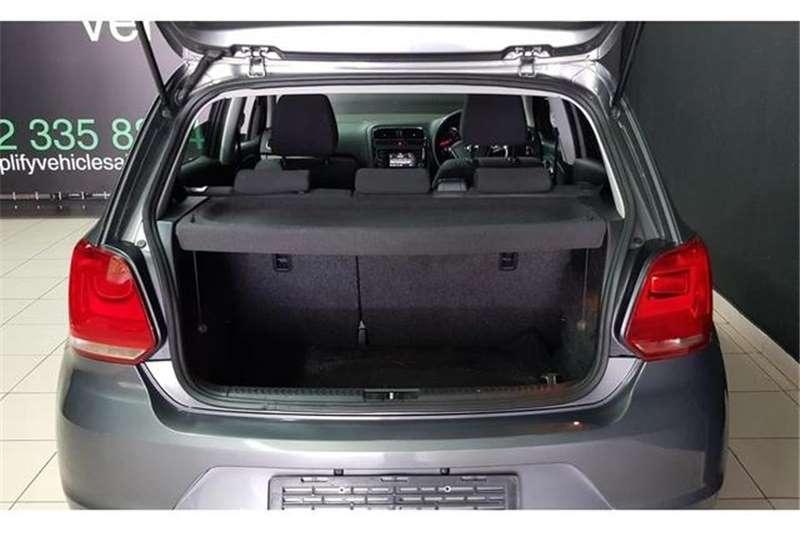VW Polo hatch 1.2TSI Comfortline 2015