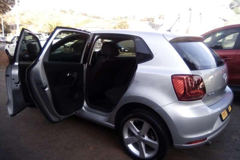 Used 2015 VW Polo hatch 1.2TSI Comfortline