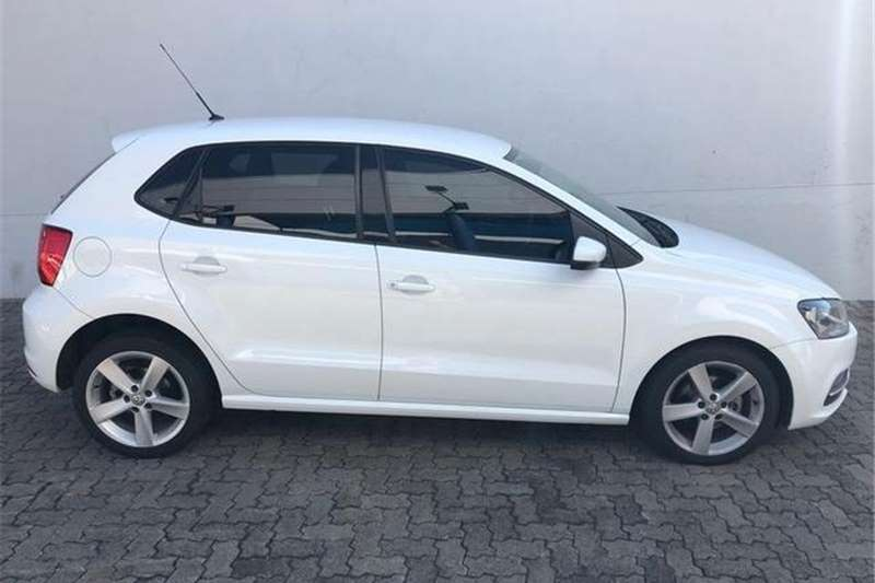 VW Polo hatch 1.2TSI Comfortline 2016