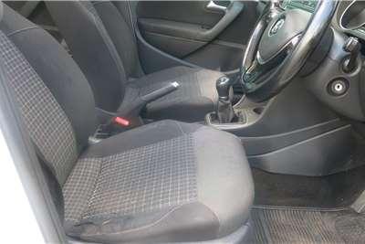 VW Polo hatch 1.2TSI Comfortline 2016