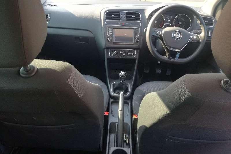 VW Polo hatch 1.2TSI Comfortline 2017