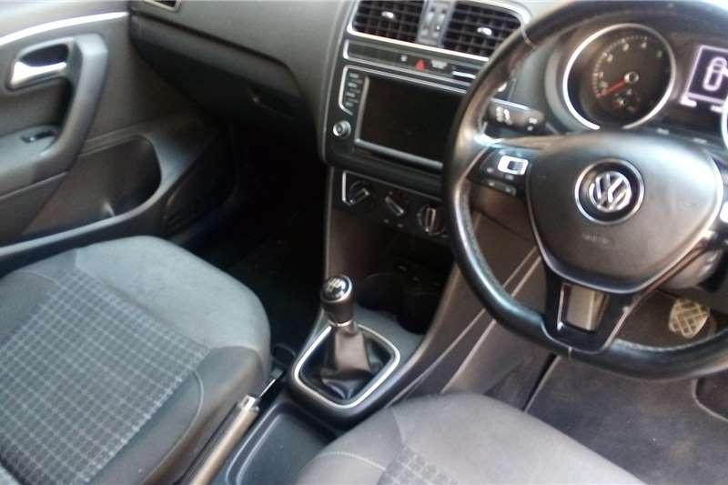 2017 VW Polo Polo hatch 1.2TSI Comfortline