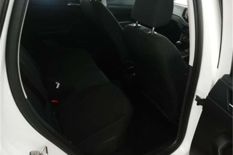 VW Polo hatch 1.2TSI Comfortline 2018