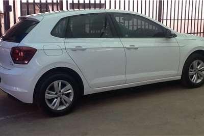 VW Polo hatch 1.2TSI Comfortline 2020