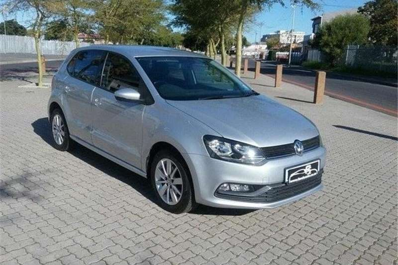 2014 VW Polo hatch