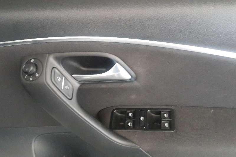 VW Polo hatch 1.2TSI Highline 2015