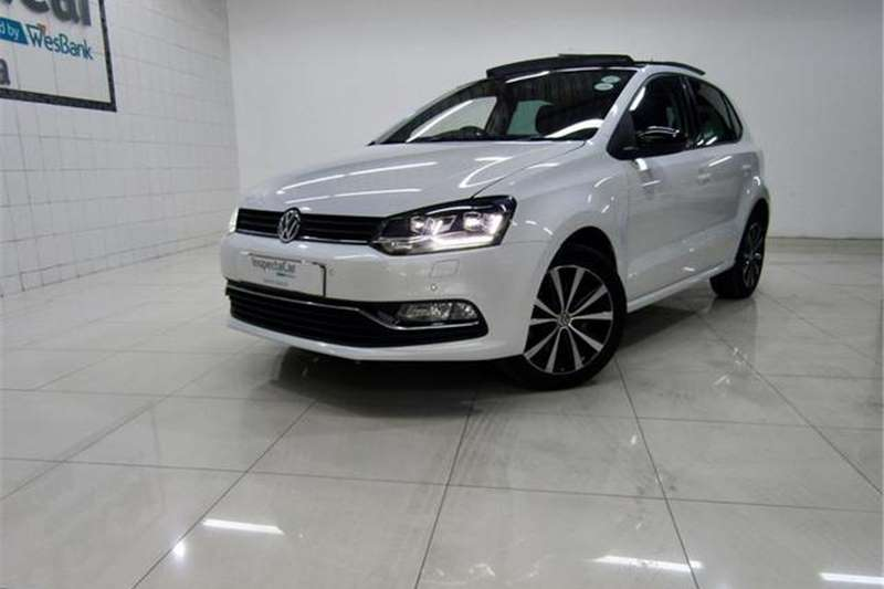 VW Polo hatch 1.2TSI Highline 2016
