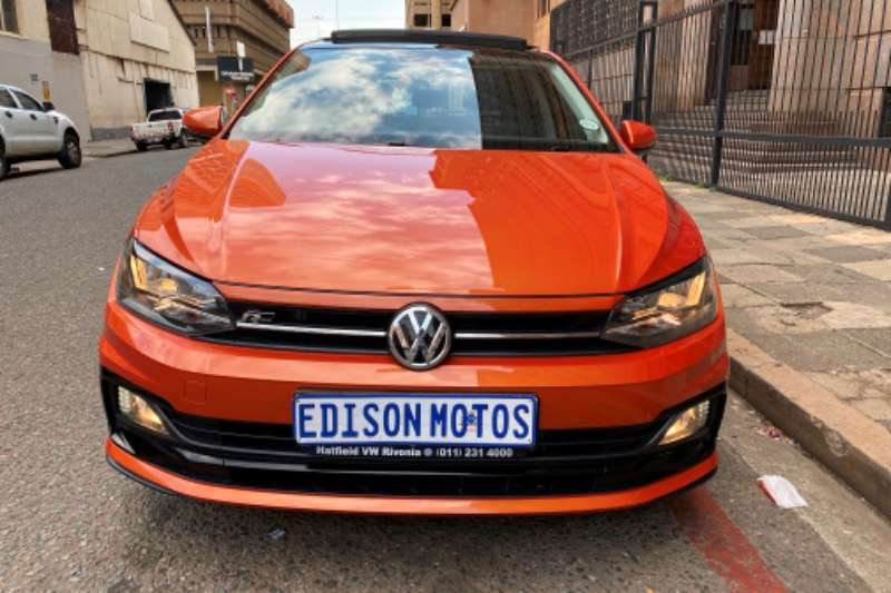 VW Polo hatch 1.2TSI Highline 2019