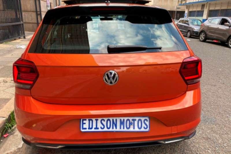VW Polo hatch 1.2TSI Highline 2019