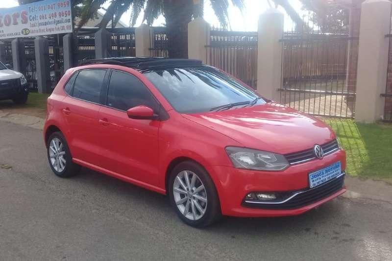 Vw Polo Polo Hatch 1 2tsi Highline Auto For Sale In Gauteng Auto Mart