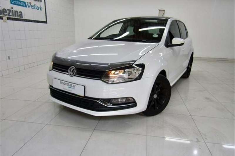 VW Polo hatch 1.2TSI Highline Auto 2015