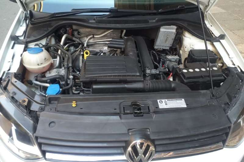 Used 2017 VW Polo hatch 1.2TSI Highline auto
