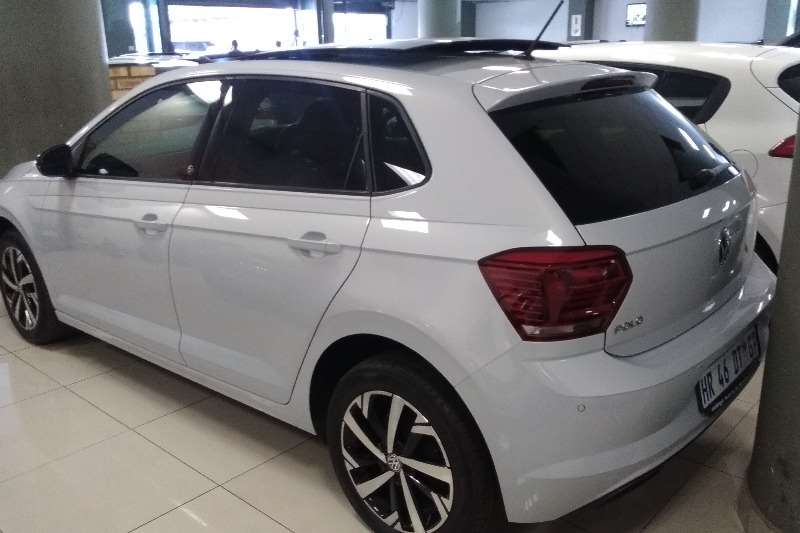 Used 2018 VW Polo hatch 1.2TSI Highline auto