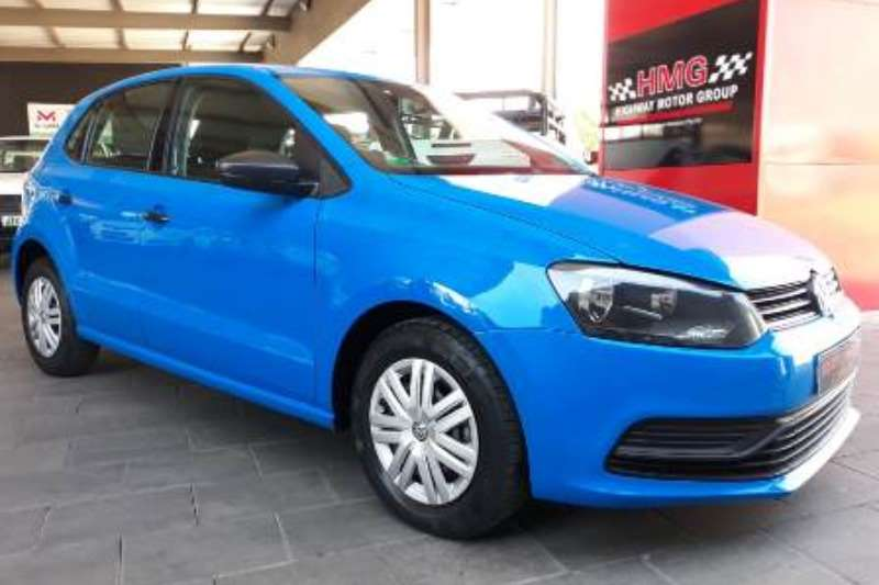 VW Polo hatch 1.2TSI Trendline 2015