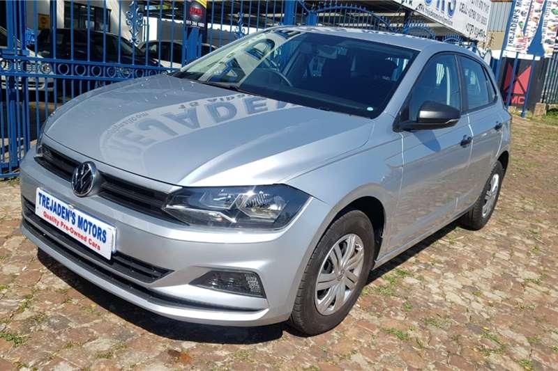 VW Polo hatch 1.2TSI Trendline polo 8 2019