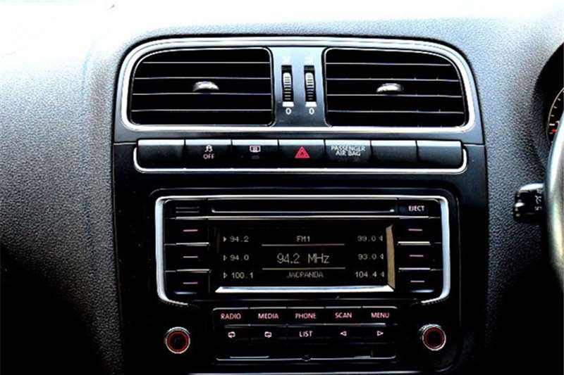 Used 2015 VW Polo hatch 1.4TDI Highline