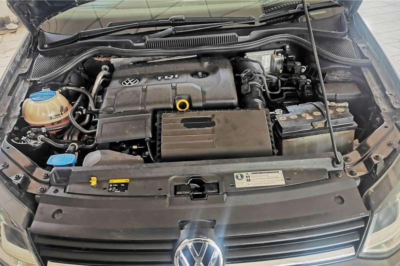 Used 2017 VW Polo hatch 1.4TDI Highline