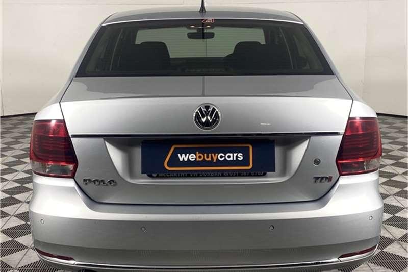2018 VW Polo Polo hatch 1.4TDI Highline