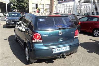 VW Polo hatch 1.4TDI Trendline 2004