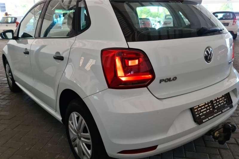 2015 VW Polo Polo hatch 1.4TDI Trendline