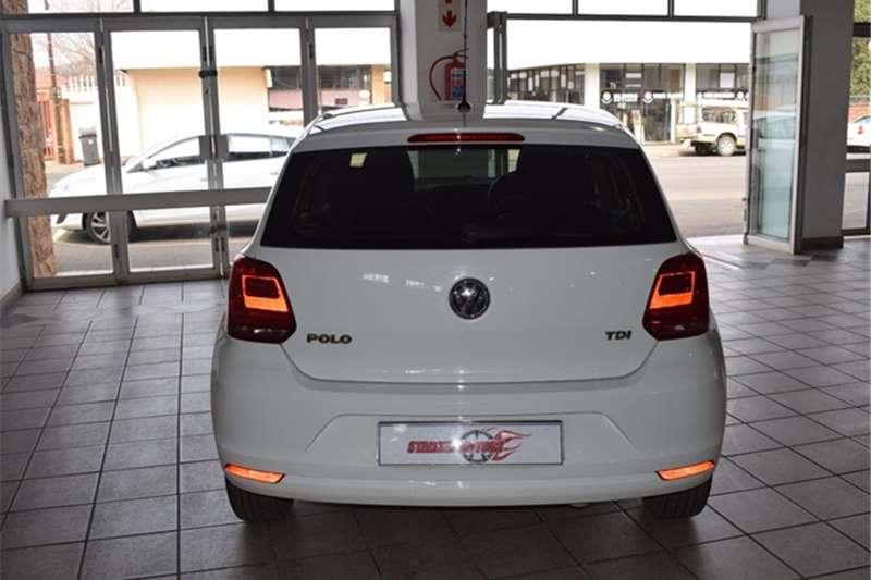 Used 2015 VW Polo hatch 1.4TDI Trendline