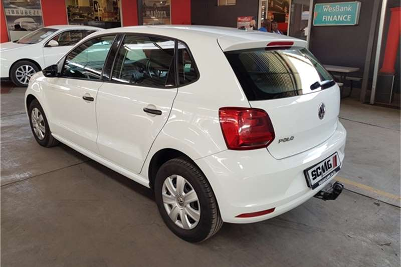 VW Polo hatch 1.4TDI Trendline 2017