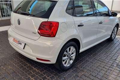 Used 2018 VW Polo hatch 1.4TDI Trendline