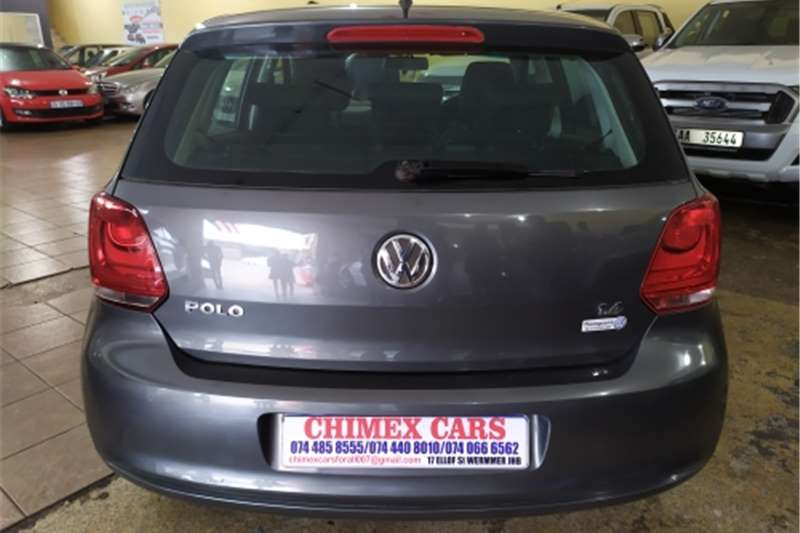 Used 2012 VW Polo Hatch