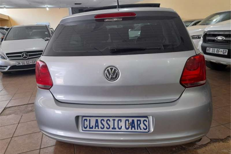 Used 2013 VW Polo Hatch