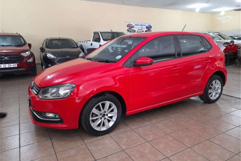 Used 2015 VW Polo Hatch
