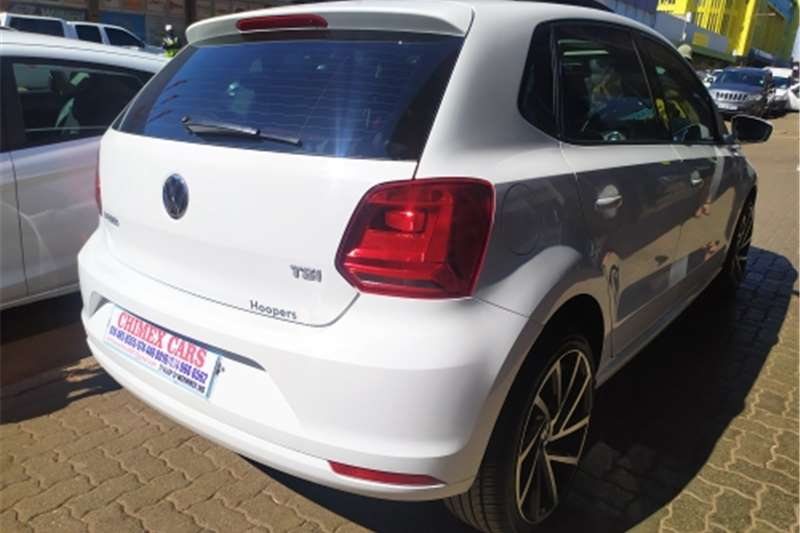 Used 2016 VW Polo Hatch