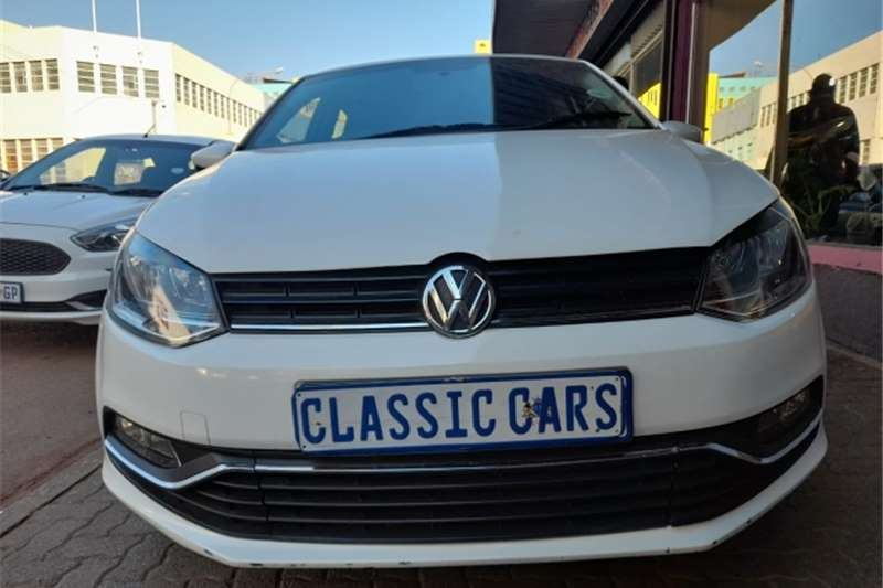 Used 2017 VW Polo Hatch