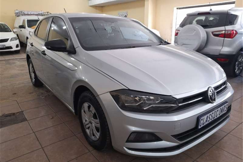 Used 2018 VW Polo Hatch